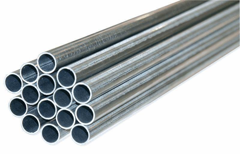 Canalizaci n y bandejas tesla material el ctrico - Tubos para cables ...
